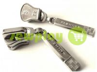 Slider Fashion for tractor zipper type 5 nickel
