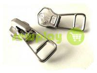 Бегунок Wire для металлической молнии тип 8 никель