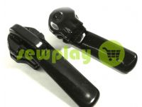 Slider Baryshevka 7.22 for tractor zipper type 7 black