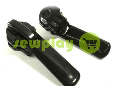 Slider Baryshevka 7.22 for tractor zipper type 7 black sku 380