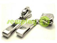Бігунок Рядок для металевої блискавки тип 5 нікель