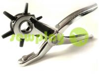 Punch with rubber grips sku 480
