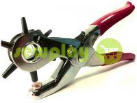 Діркопробивач леворверний з гумовими ручками