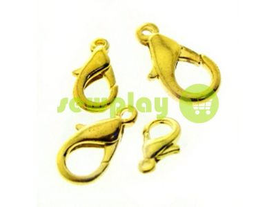 Clasp for jewelry Dolphin gold sku 481