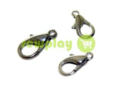 Clasp for jewelry Dolphin Dark Nickel sku 483