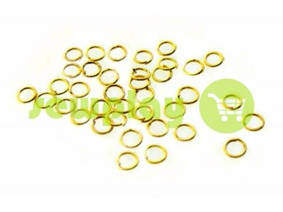 Ring jewelry 5mm gold sku 484