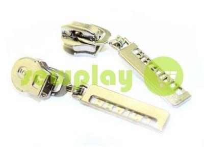 Slider Braint Spiral zipper type 5 nickel sku 519