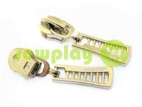 Бегунок FashionZTD для спиральной молнии тип 5 никель арт 521