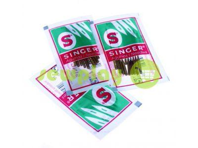 Иглы Singer HA*1/130/705H для бытовых швейных машин №70 - №130 арт 546