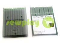 Needles Groz-Beckert DP*17 extended for two needle sewing machines sku 551