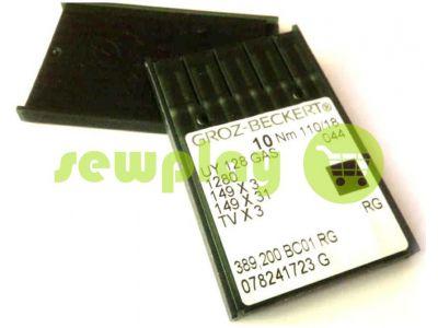 Needles Groz-Beckert UY128GAS for industrial sewing machines universal sku 552