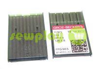Иглы промышленные Groz-Beckert DP*5/SES с толстой колбой трикотаж арт 555