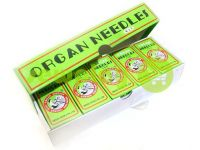Needles industrial Organ Needles DP*5 with a thick bulb №70 - №120 sku 558