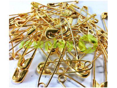 Set pin British one size Gold 12 pieces sku 576