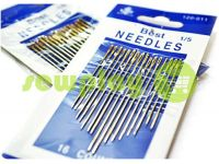 A set of professional hand needles Best 1/5-120011 16 needles