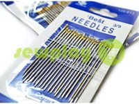 A set of professional hand needles Best 3/9-120013 20 needles