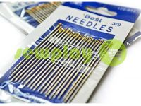 A set of professional hand needles Best 3/9-120013 20 needles sku 581