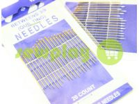 A set of professional hand needles Best 3/9-120033 20 needles