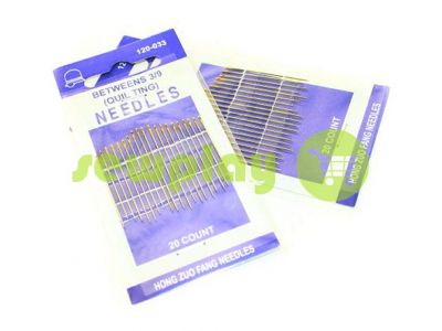 A set of professional hand needles Best 3/9-120033 20 needles sku 583
