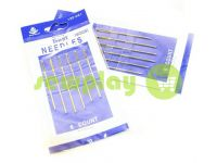 A set of professional hand needles Best 18/22-120051, 6 blunt needles sku 587
