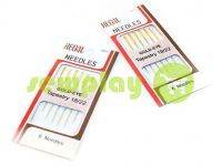 A set of professional hand needles REGAL Gold-EYE 18/22-300T1 6 needles