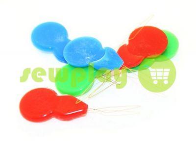 Иголковдеватель пластиковый разноцветный малый арт 654