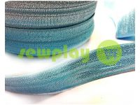 Bias binding stretch blue sku 707