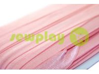 Bias binding stretch pink