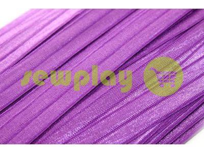 Bias binding stretch purple sku 726
