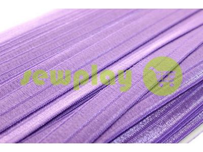 Bias binding stretch light purple sku 727