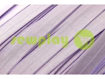 Bias binding stretch lilac sku 728