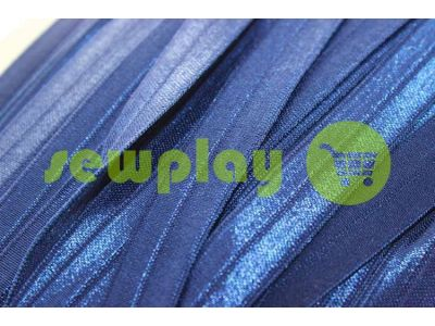 Bias binding stretch dark blue sku 732