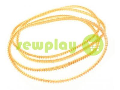Ремень зубчатый резиновый для швейных машин d=123mm арт 749