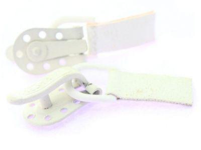 Крючек шубный Keska белый арт 754