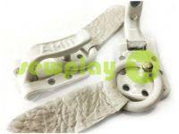 Clasp for coats Amll light gray sku 758