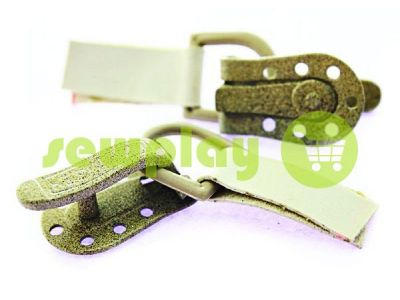 Clasp for coats Keska beige hammer sku 760