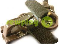 Clasp for coats Keska gray-beige sku 768
