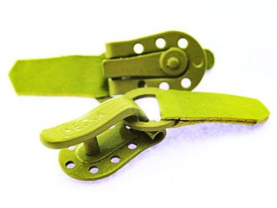 Clasp for coats Keska green sku 770