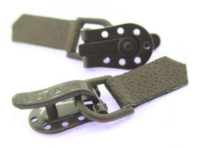 Clasp for coats Keska dark gray hammer sku 771