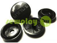 Кнопка Minus №61 пластиковая 17 mm Турция, 100 шт