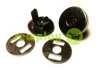 Button magnet for bags 15 mm 17 mm antique sku 838