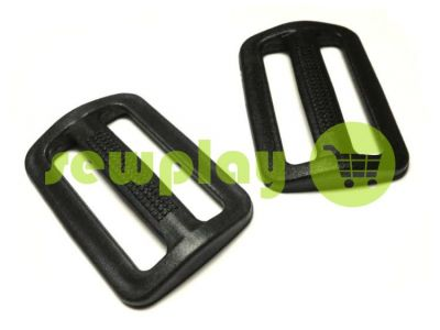Plastic double-slit limiter 20 mm 30 mm 40 mm the black sku 855