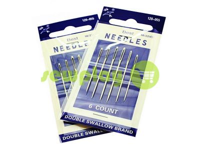 A set of professional hand needles Best 18/22-120055 6 needles sku 2156