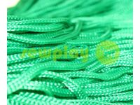 Шнур для одягу 5 мм пустотілий, колір зелений 080