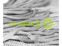 Шнур для одягу 5 мм пустотілий, колір сірий 106