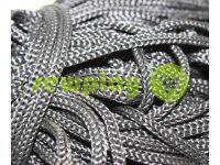Шнур для одягу 5 мм пустотілий, колір сірий 116