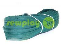 Молния спиральная рулонная зеленая тип 3, тип 5, тип 7, тип 8, тип 10