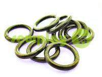 Кольцо стальное 25 мм, толщина 5 мм, цвет темный никель