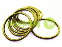 Кольцо стальное 50 мм, толщина 4 мм, цвет антик