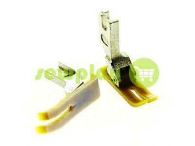 Лапка тефлоновая универсальная MT-18 для промышленной швейной машины арт 954